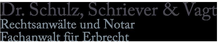 Dr. Schulz, Schriever & Vagt Rechtsanwälte und Notar